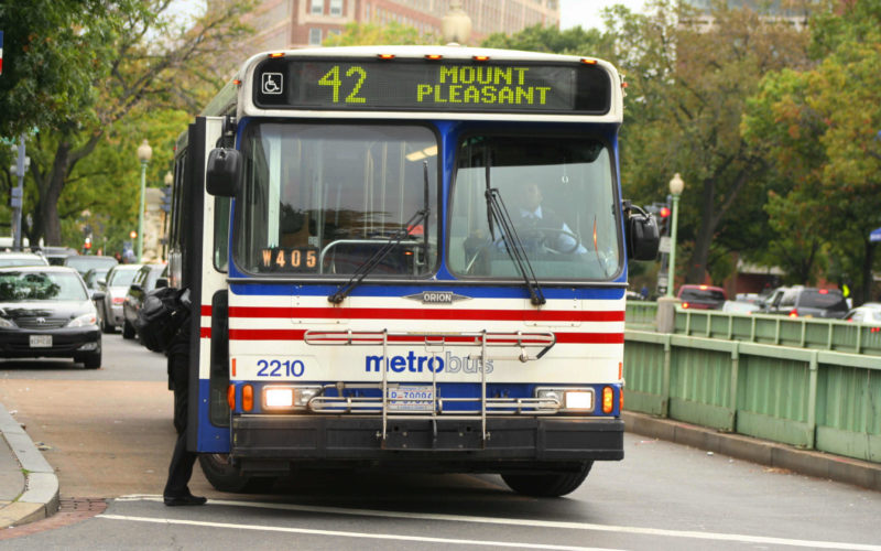 Image for: Alleviate DC's Metrorail crisis by ending Metrobus stagnation