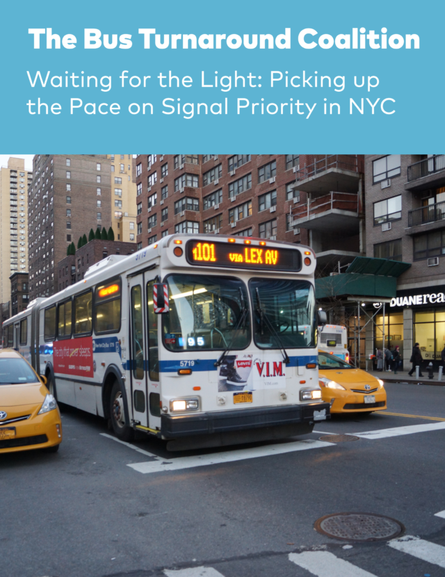 Image for: The Bus Turnaround Coalition