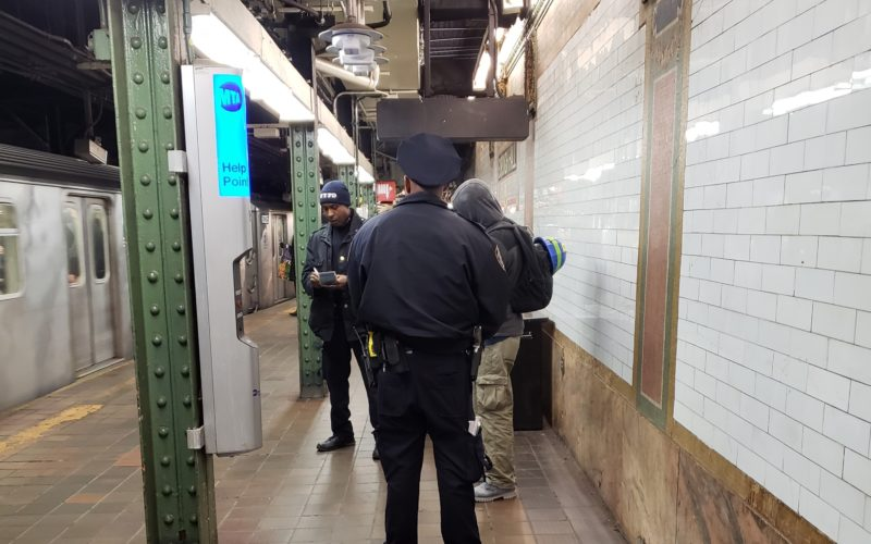 Image for: NYC's Fare Evasion Information Gap