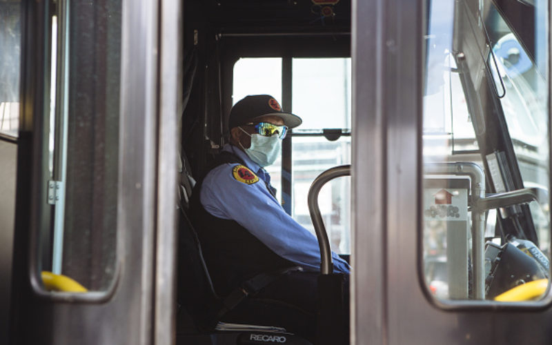 Image for: Transit Workers Are Emergency Responders During the COVID-19 Crisis