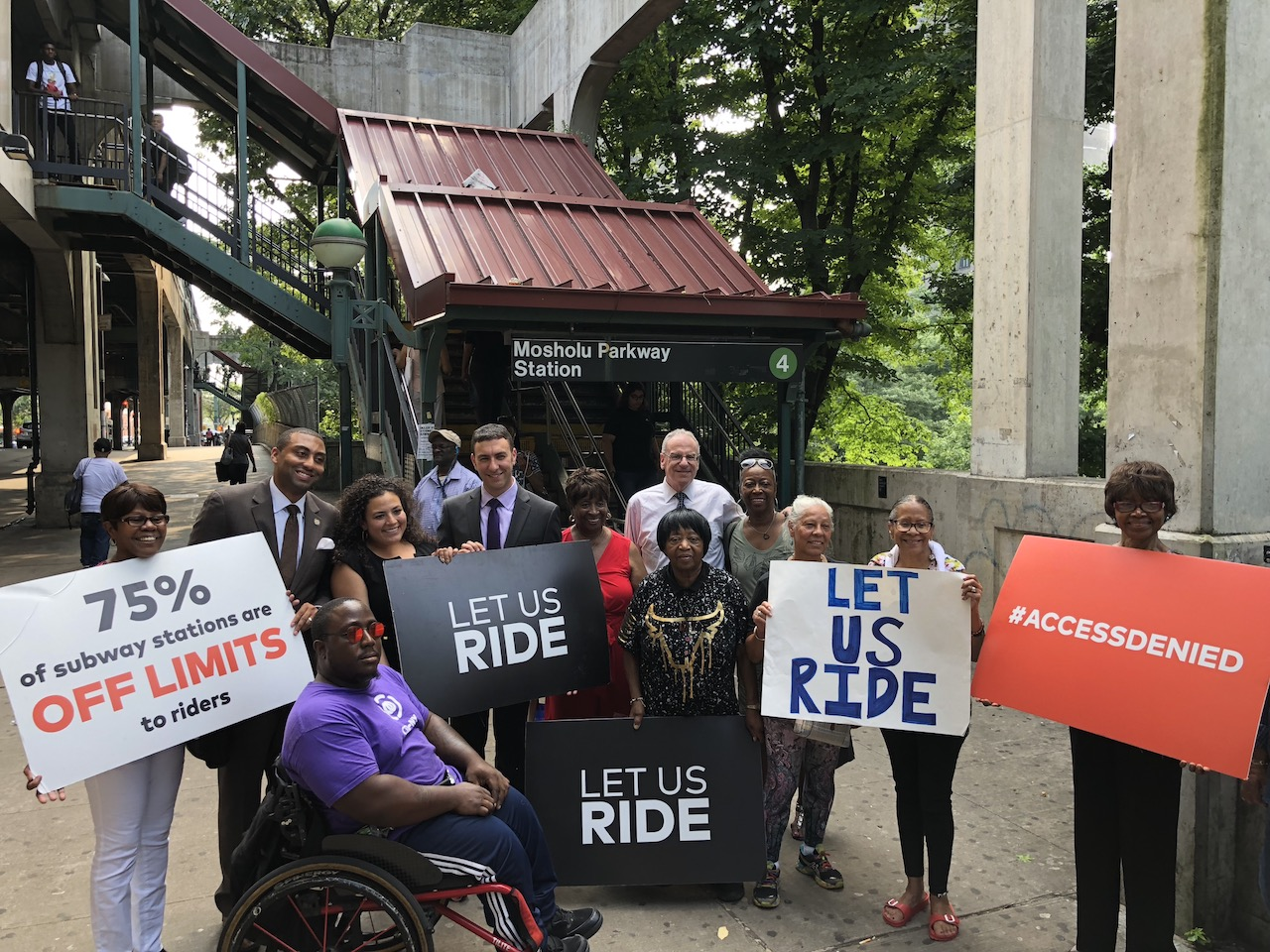 Image for: New York City Transit: 30 Years after the ADA